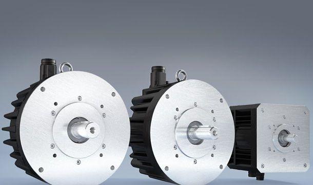 AC disc motors DSM - DC disc motors GDM - Motor DSM Baumuller