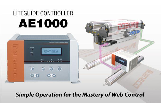 AE1000 Nireco - Bộ điều khiển chỉnh biên AE1000 Nireco
