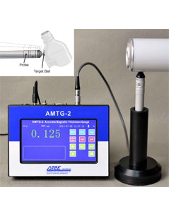 AMTG-2 Accurate Magnetic Thickness Gauge
