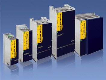 b maXX 4400 Baumuller - Drive servo b maXX 4400 baumuller