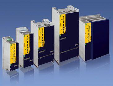 b maXX 5500 drive Baumuller - Drive servo b maXX 5500