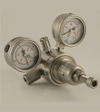 Bộ điều chỉnh áp suất Insert deal sử dụng cho phòng thí nghiệm