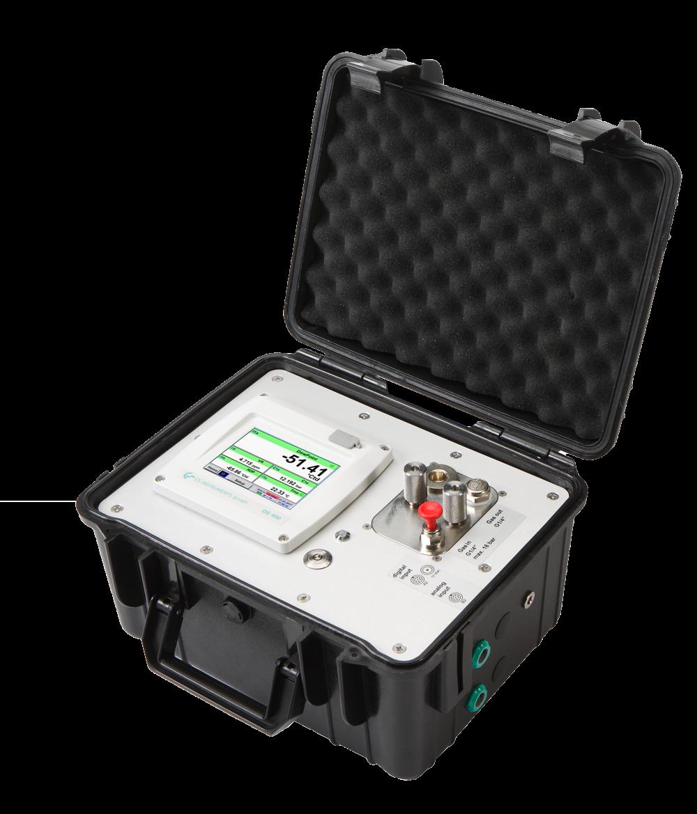 Cảm biến đo điểm sương dạng di động DP 400 CS Instrument VietNam