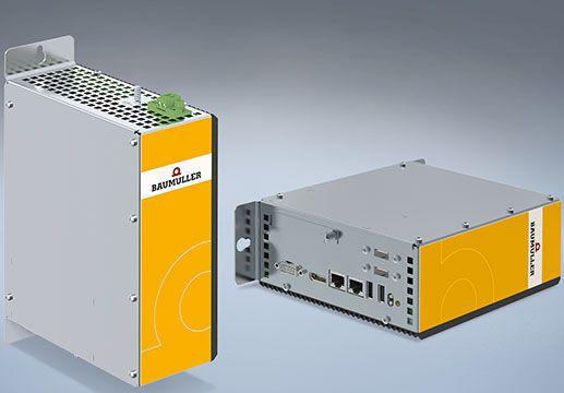 Control Platforms b maXX Baumuller - Baumuller automation