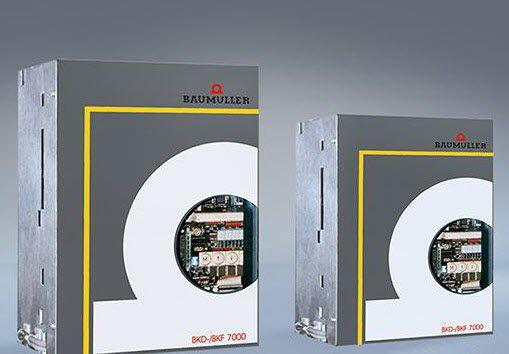 DC drives BKD/BKF 7000 - BKD/BKF 7000 Converter for drives