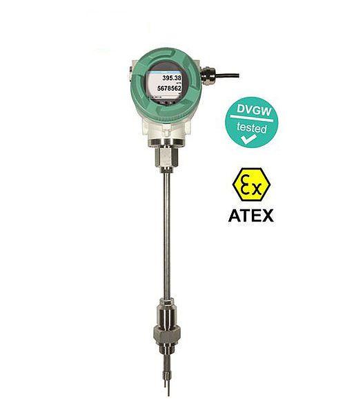 Đồng hồ đo lưu lượng khí CS Instruments - Thiết bị đo lưu lượng khí CS Instruments