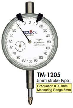 Đồng hồ so TM1205 Teclock Vietnam