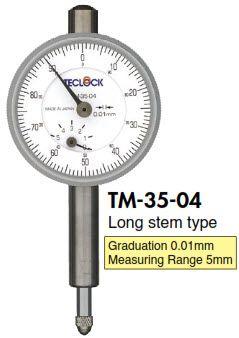 Đồng hồ so TM-35-04 Teclock - Teclock Vietnam
