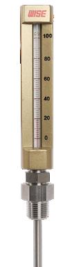 Đồng hồ đo nhiệt độ dạng thuỷ ngân T400 Wise Control