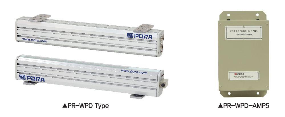 Joint Hole detector Sensor PR-WPD-55 - PR-WPD-AMP5 Pora