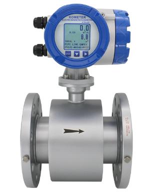 KTM-800 Kometer - Đồng hồ đo lưu lượng điện từ Kometer Flowmeter Vietnam