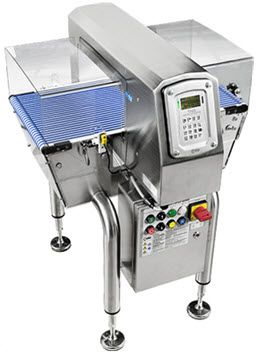 Máy dò kim loại online trên băng tải THS/RB CEIA VietNam