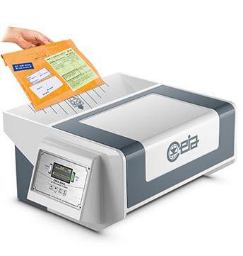 Máy dò kim loại trong bì thư, bưu kiện EMIS-MAIL CEIA