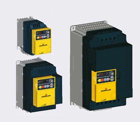 Modul điều khiển motor servo b maXX 1000 Baumuller
