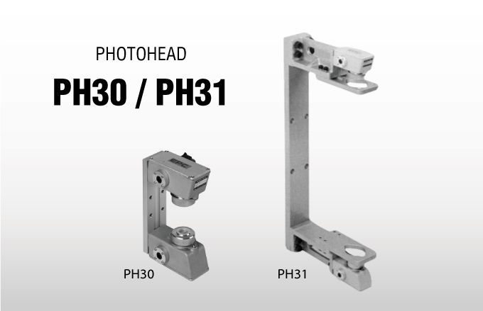 PHOTOHEAD PH30 / PH31 - Cảm biến chỉnh biên PH30/PH31 Nireco