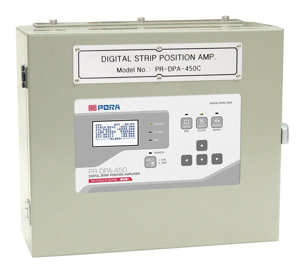 PR-DPA-450CB Pora - Digital Strip Position PR-DPA-450CB Pora