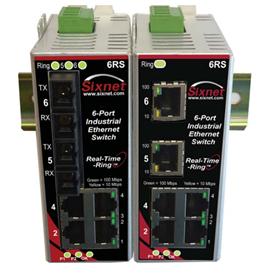 SLX-6RS-4ST-D1 thiết bị chuyển đổi và giám sát mạng ethernet