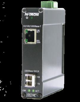 1002MC-LX-10 Ethernet Media Converter 10km - Bộ chuyển đổi tín hiệu quang điện 10Km