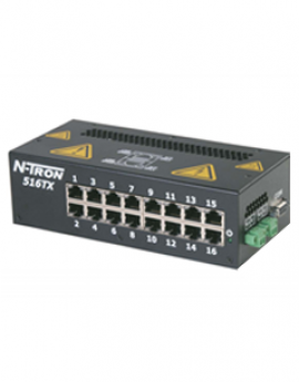 516TX Ethernet switch - 516TX Red Lion - N-Tron 516TX