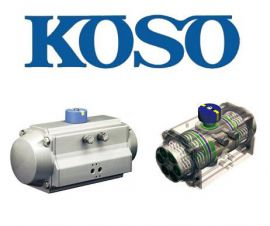 6300RB-710E Pneumatic Cylinder Actuators Koso - Koso vietnam