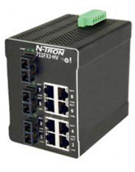 711FX3 HV Công tắc chuyển đổi mạng Ethernet Red lion