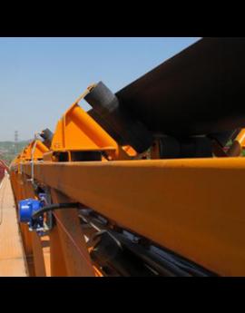 An toàn băng tải - Kiểm soát an toàn băng tải công nghiệp