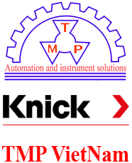 Analytics Knick - Nhà phân phối cảm biến Knick tại Vietnam - TMP Vietnam