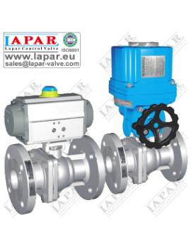 Ball valve Lapar - Van bi Lapar - Bộ điều khiển van bi Lapar - Lapar Vietnam