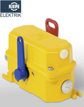 Công tắc dật dây khẩn cấp bảo vệ băng tải HEN 211 Kiepe Elektrik