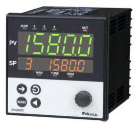 Digital indicating controller EC5800R - EC5800R Ohkura