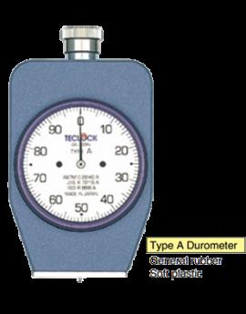 Đồng hồ đo độ cứng cao su GS709G Teclock - Đại lý Teclock Vietnam