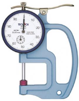 SM-528 Teclock - Đồng hồ đo độ dày cơ SM-528 Teclock