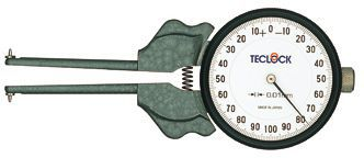 Đồng hồ đo đường kính trong vật liệu IM-2, IM-880 Teclock
