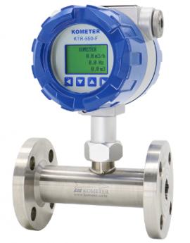 Đồng hồ đo lưu lượng chất lỏng dạng tuabin KTR-550-F-F Kometer - Kometer Vietnam