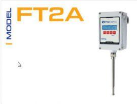 ĐỒNG HỒ ĐO LƯU LƯỢNG KHÍ FT2A - Flow Meter FT2A  FOX THERMAL INSTRUMENT