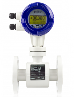 Đồng hồ đo lưu lượng khí thải, khí độc, chất lỏng, hơi nước, axit, bazo