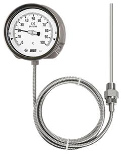 Đồng hồ đo nhiệt độ dạng dây dẫn T210 Wise Control