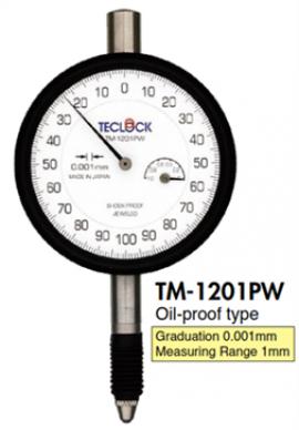 Đồng hồ so TM-1201PW Teclock