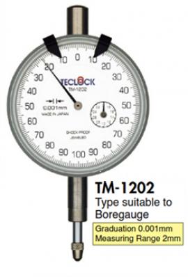 Đồng hồ so TM-1202 Teclock Vietnam
