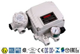Electro Pneumatic Positioner YT-1000L YT-1000R YOUNG TECH
