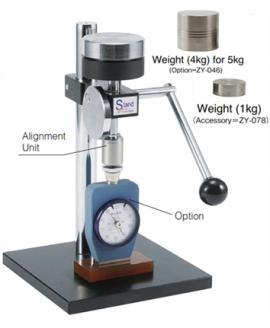 GS-615 Teclock - Chân đế đồng hồ đo độ cứng co su GS-615 Teclock
