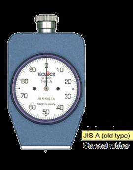 Đồng hồ đo đo độ cứng cao su GS-702N Teclock