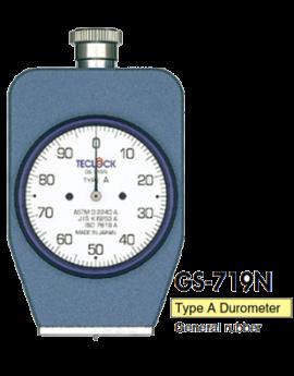 Đồng hồ đo độ cứng cao su GS-719N / GS-719G / GS-719R Teclock