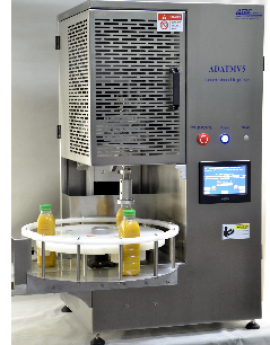 Máy đo lực vặn mở nắp chai tự động trên băng chuyển ADATMV5 S AT2E