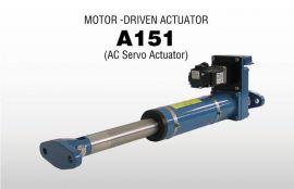 Motor Driven Actuator A151 - A151 Nireco - Nireco Vietnam