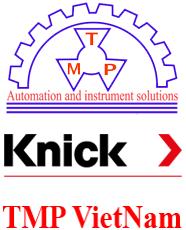 pH sensor Knick - ORP sensor Knick - Oxigen sensor Knick - Knick Vietnam