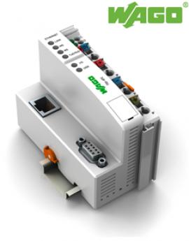 PLC 750-872 Wago - PLC Ethernet 750-872 Wago