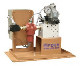 PR-SV-N Pora - Hydraulic Valve Stand Unit PR-SV-N Pora
