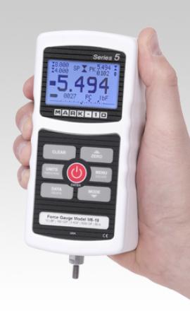 Series 5 force gauge - Đồng hồ đo lực Mark 10
