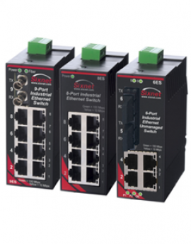SLX-5ES-1 Red Lion - SLX-5ES-1 Ethernet switches red lion